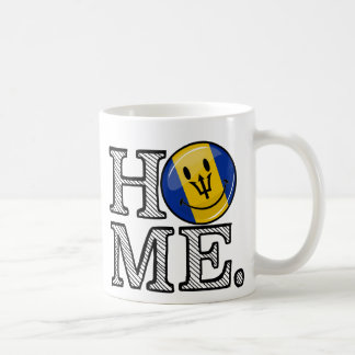 Happy Barbados Flag Housewarming Coffee Mug