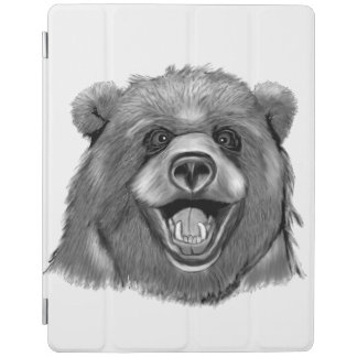 Happy  Bear iPad Cover