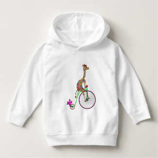 Happy Biking by The Happy Juul Company Hoodie