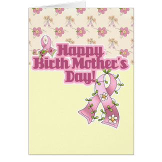 Happy Birth Mothers Day Card