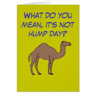 Happy birthdaaay yeah greeting card