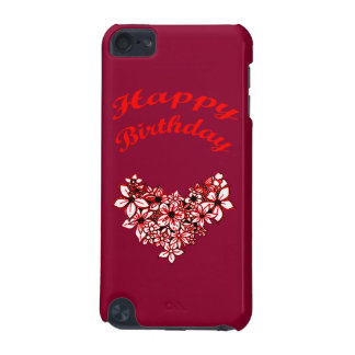 Happy Birthday 2 iPod Touch 5G Cover