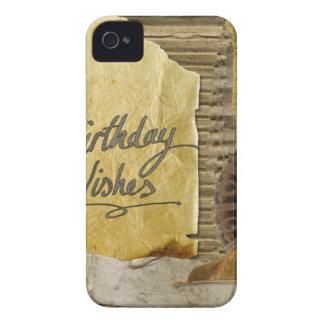 Happy-Birthday #3 iPhone 4 Case-Mate Case