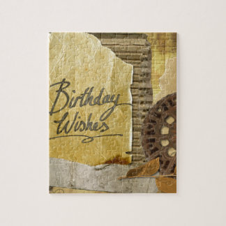 Happy-Birthday #3 Puzzle
