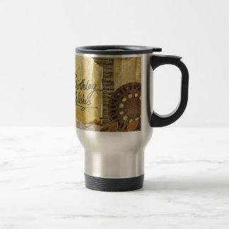 Happy-Birthday #3 Travel Mug
