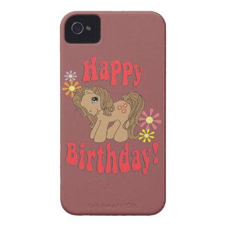 Happy Birthday 4 iPhone 4 Case