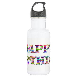 Happy Birthday 532 Ml Water Bottle