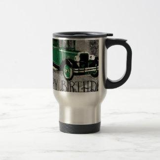 Happy-Birthday #5 Travel Mug