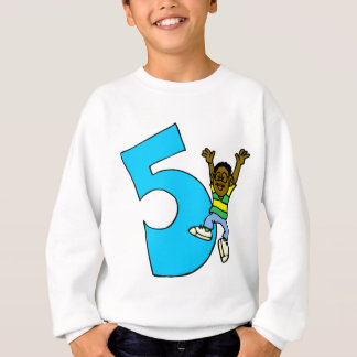 Happy Birthday 5th Birthday Gifts Sweatshirt