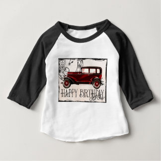 Happy-Birthday #6 Baby T-Shirt