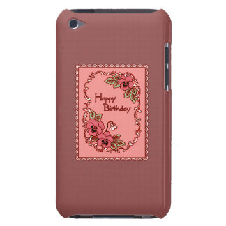 Happy Birthday 6 Barely There iPod Case