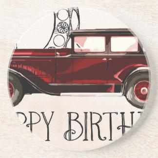 Happy-Birthday #6 Coaster