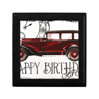 Happy-Birthday #6 Keepsake Boxes