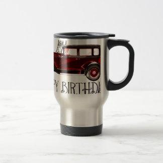 Happy-Birthday #6 Travel Mug