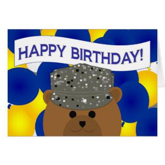 Happy Birthday Air Force Active Duty! Card