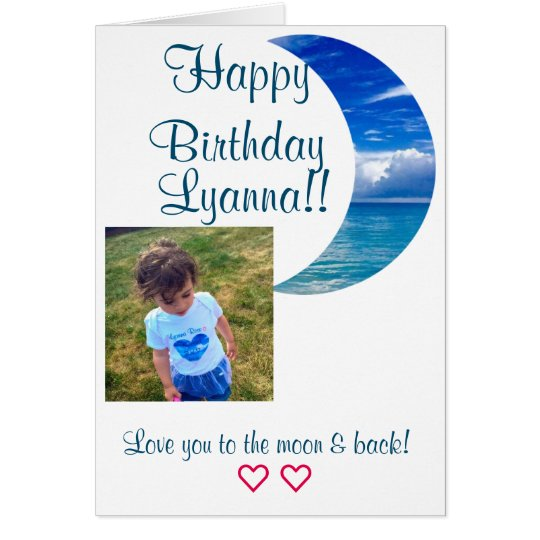 "Happy Birthday | All Occasion Card|5"" x 7 Card"