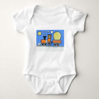 Happy Birthday Baby Bodysuit