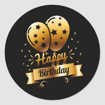 happy birthday black