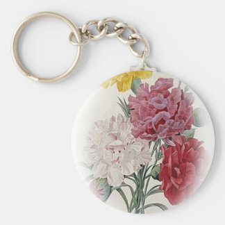 Happy Birthday Bouquet Keychain