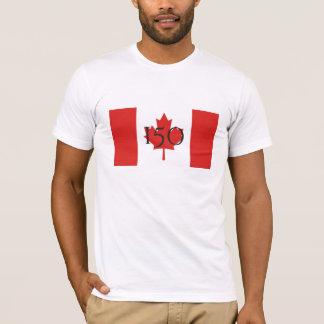 Happy Birthday Canada-150 T-Shirt