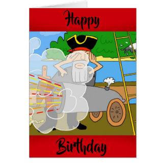 Happy Birthday Card by DAL