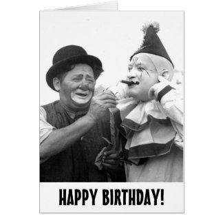 Happy Birthday Card: Hope You Have a Blast! Card