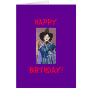 Happy, Birthday! Card- Humorous! Card
