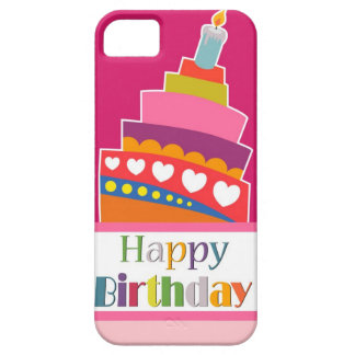 Happy Birthday Case For The iPhone 5