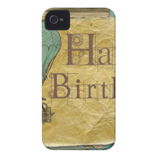 Happy-Birthday Case-Mate iPhone 4 Case