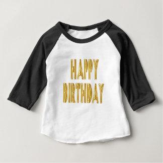 happy birthday celebration party occasion festive baby T-Shirt