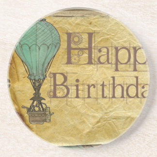Happy-Birthday Coaster