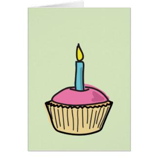 Happy Birthday, Cupcake! Card