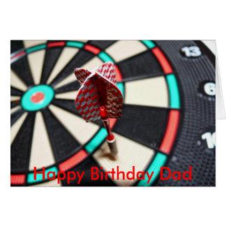 Happy Birthday Dad Card