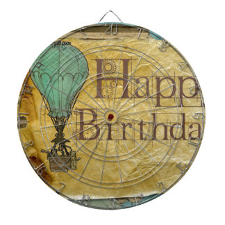 Happy-Birthday Dartboard
