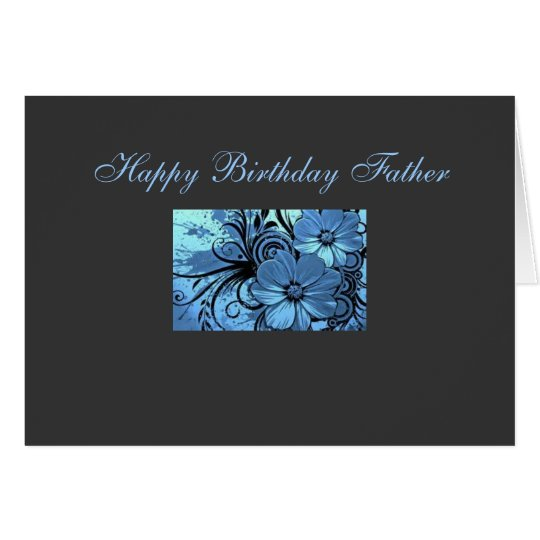 Happy Birthday Father Card