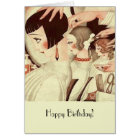 Happy Birthday for a Hair Stylist Card
