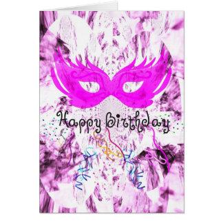 Happy Birthday Fun Card
