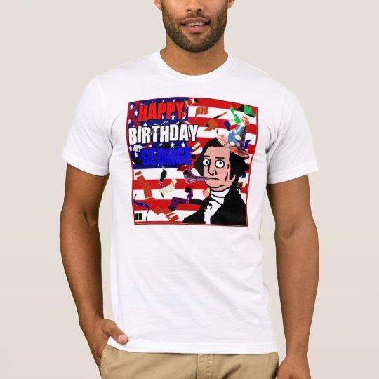 Happy Birthday George T-Shirt