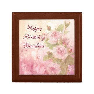 Happy Birthday Grandma Keepsake Boxes