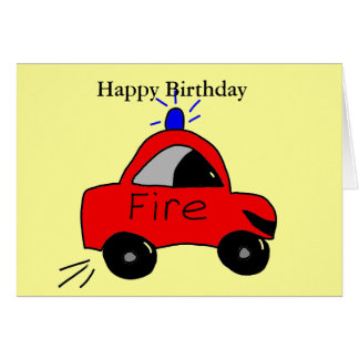 , Happy Birthday Greeting Card