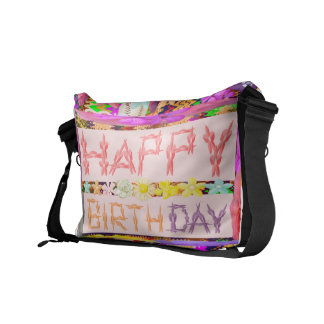 Happy Birthday HappyBirthday Script Commuter Bags