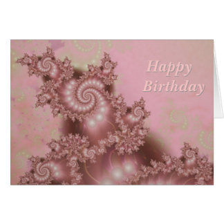 Happy Birthday in several languages inside Cards