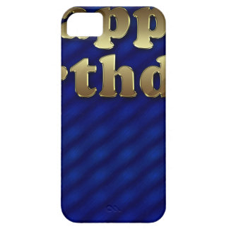 happy-birthday iPhone 5 cases