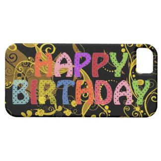 Happy Birthday iPhone 5 Cover