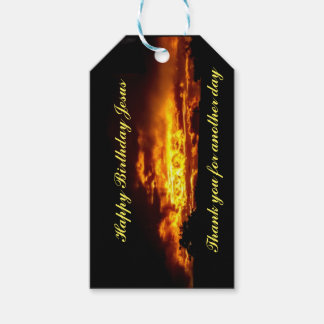 Happy Birthday Jesus Christ Pack Of Gift Tags