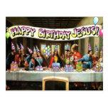 Happy Birthday, Jesus! Postcards
