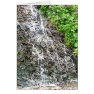 Happy Birthday -  Joggins Waterfall Card