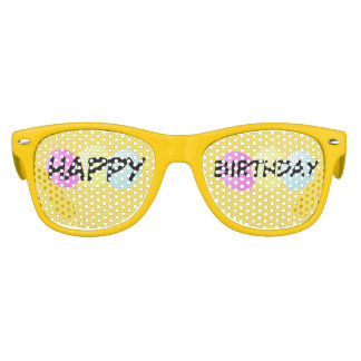 Happy Birthday Kids Sunglasses