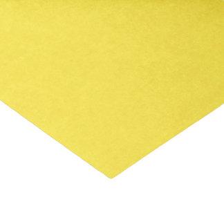 Happy Birthday Lemon Yellow Tissue Paper
