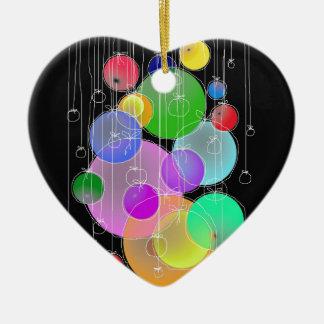 Happy Birthday & Merry Christmas... Ceramic Ornament